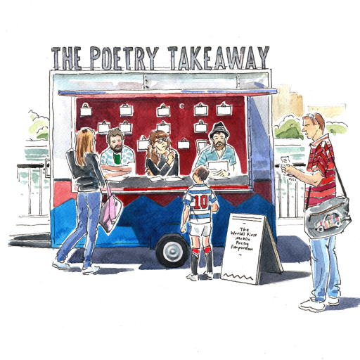 The Poetry Takeaway | by Lis Watkins